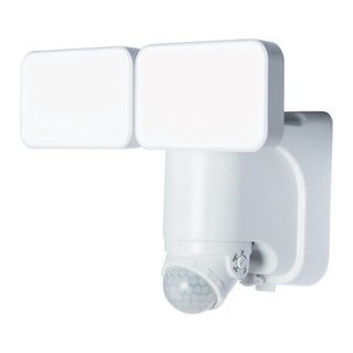 Link to Heath Zenith  Motion-Sensing  Solar Powered  LED  White  Security Light Similar Items in Electrical