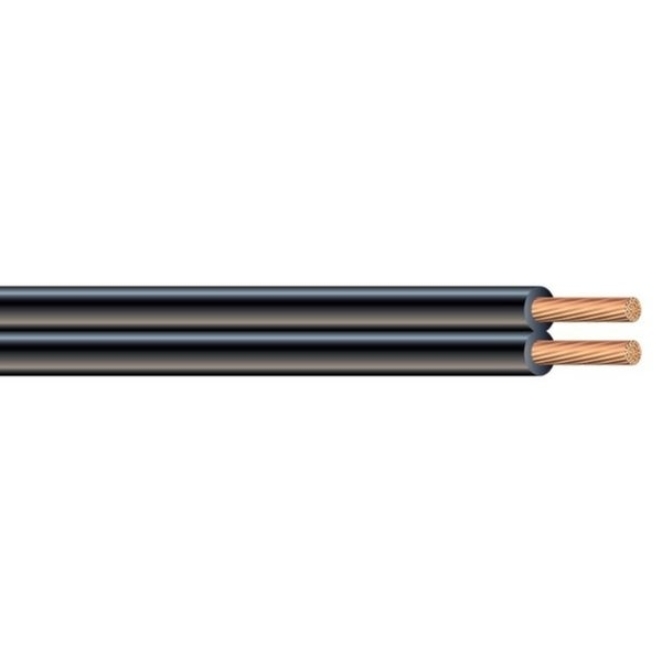 Southwire 100 ft. 12/2 Stranded Landscape Low Voltage Cable Outdoor Black
