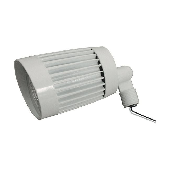 Sigma Electric  Switch Controlled  LED  White  Outdoor Floodlight  Hardwired
