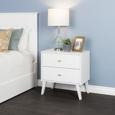 Buy Nightstands & Bedside Tables Online at Overstock | Our ...