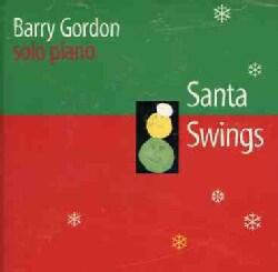 Barry Gordon - Santa Swings: Solo Piano