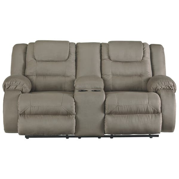 Tremendous Shop Polyester Upholstered Metal Reclining Loveseat With Uwap Interior Chair Design Uwaporg