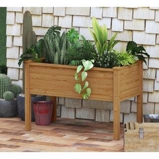 Havenside Home Rimouski Easy Grow Planter