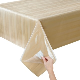 Clear Vinyl Free Tablecloth Protector