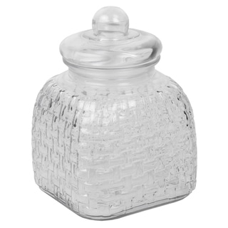Panama Collection 49 oz. Small Glass Jar