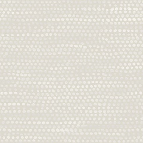 Moire Dots Peel and Stick Wallpaper