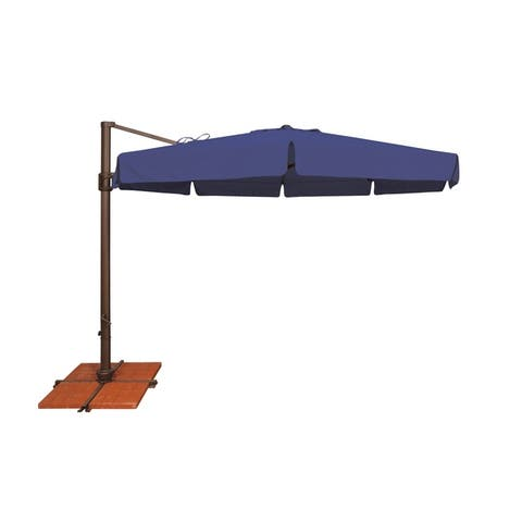 SimplyShade Bali 11' Octagon Cantilever with Valance