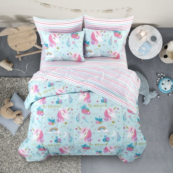 Shop Unicorn Bed In A Bag Free Shipping Today