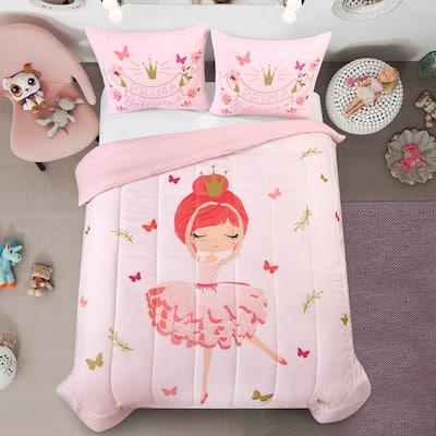 Porch & Den Roydon Prima Ballerina Comforter Set