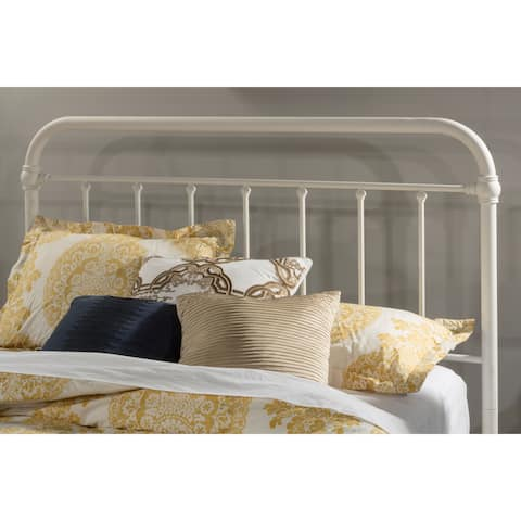 Carbon Loft Tamika White Headboard with Bed Frame