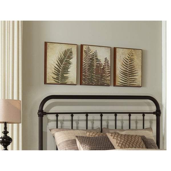 Carbon Loft Tamika Metal Headboard, Bed Frame Not Included. Opens flyout.