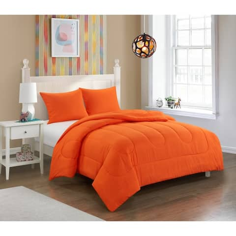 8aab3f8b13 Orange Comforter Sets | Find Great Bedding Deals Shopping at Overstock