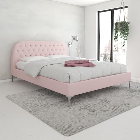CosmoLiving by Cosmopolitan Astoria Upholstered Bed