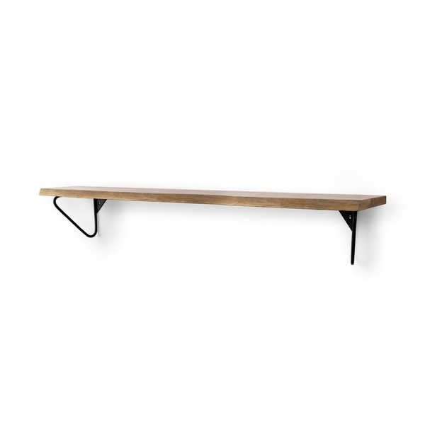 Mercana Papillion VI Large Wall Furniture Wooden Shelf