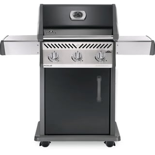 Napoleon Rogue® 425 Gas Grill with 3 Main Burners in Black