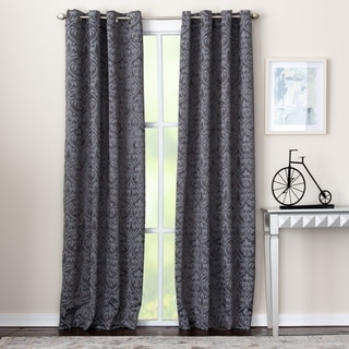 Miller Curtains CADEN Grommet-Top Panel