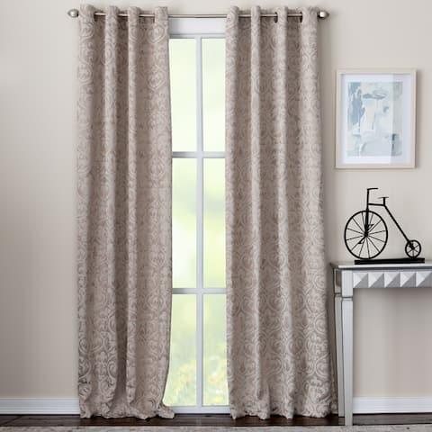 Miller Curtains CADEN Grommet-Top Panel