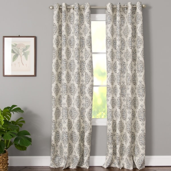 Miller Curtains ZIA Grommet-Top Panel