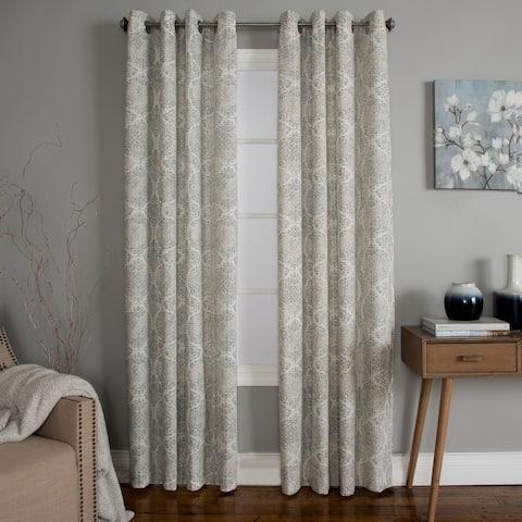 Miller Curtains SAVARA Grommet-Top Panel