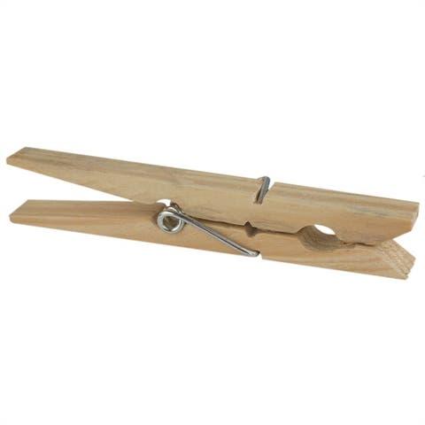 Sunbeam 50 Piece Wooden Clothespin