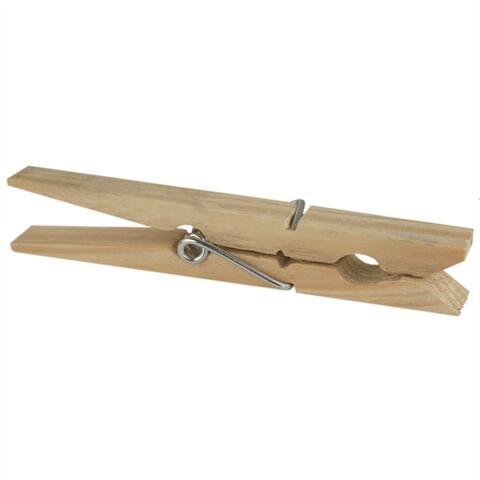 Sunbeam 18 Piece Wooden Clothespin