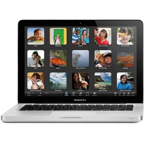 "Refurbished Apple Macbook Pro DCi5 2.5 13.3"" 4GB RAM 500GB, HDD"