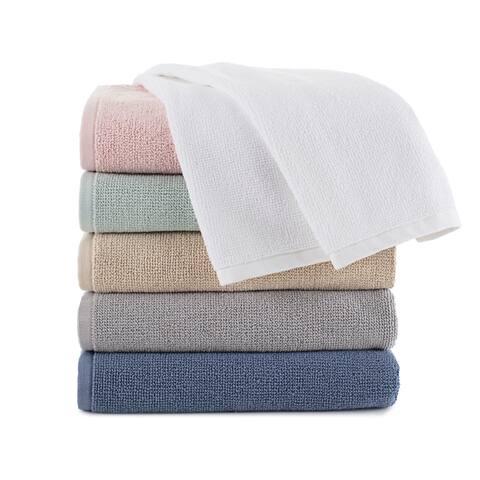 EcoPure Serene Organic Cotton 2 Piece Bath Sheet Towel Set