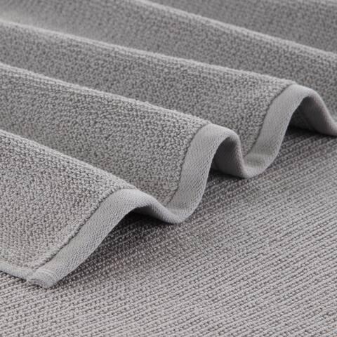 "EcoPure Serene Organic Cotton 2 Piece Tub Mat Set - 24""W x 34""L"