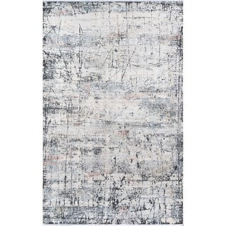 Momeni Bergen Viscose and Polyester Multi Area Rug