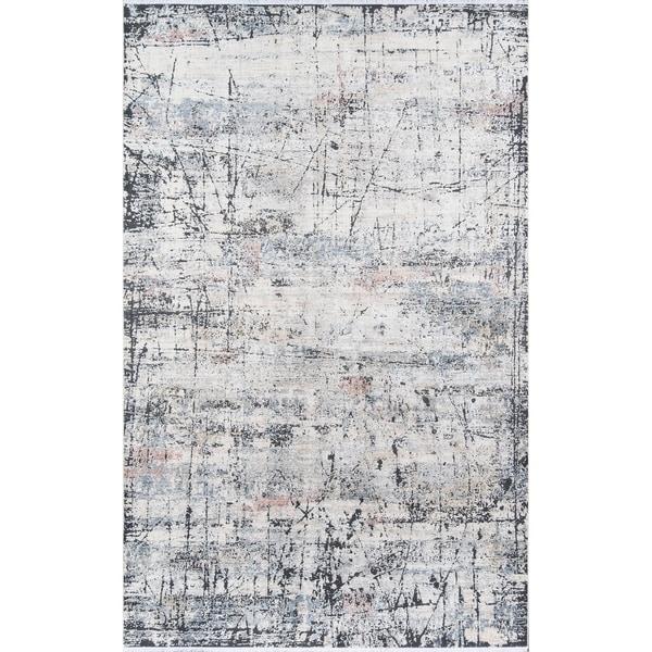 Momeni Bergen Viscose and Polyester Multi Area Rug