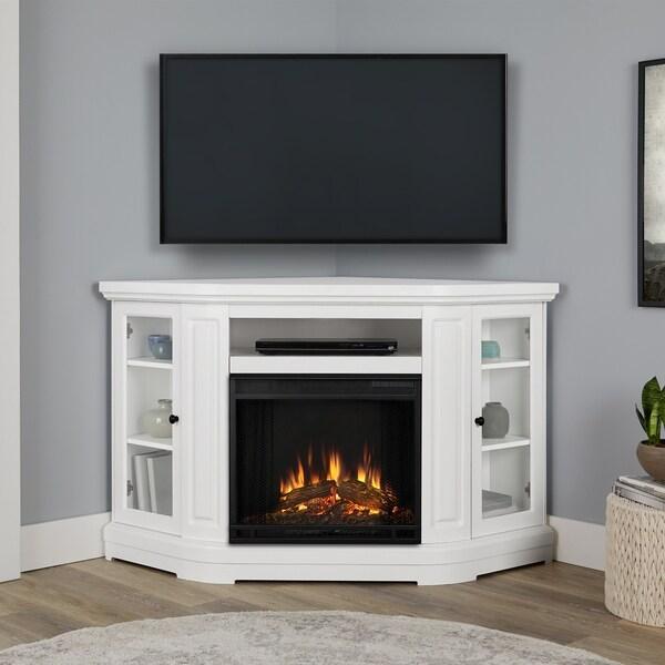 Windom Corner Electric Fireplace