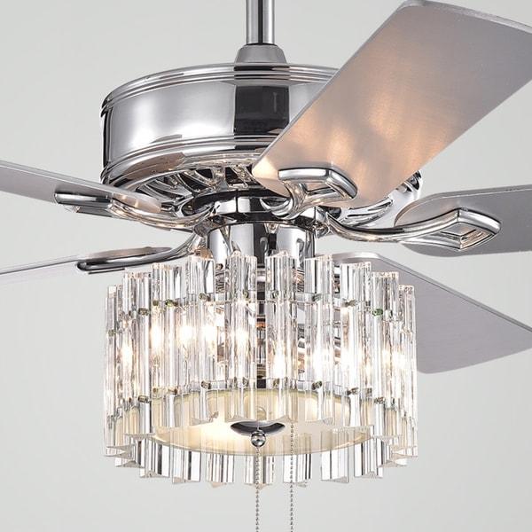 Shop Safavieh Lighting 52 Inch Dresher Ceiling Light Fan