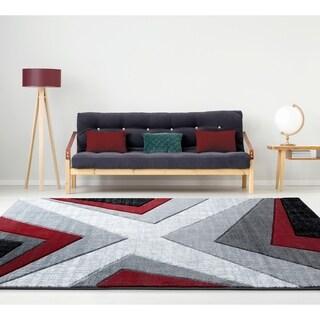 Shop Nourison Contour Con06 Hand Tufted Area Rug On Sale