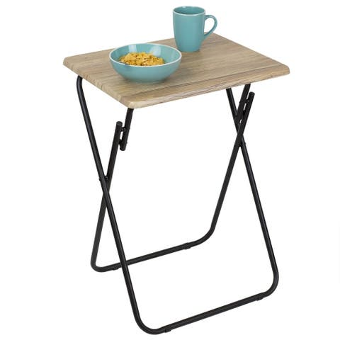 Multi-Purpose Foldable Table, Rustic