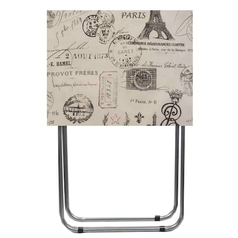 Paris Multi-Purpose Foldable Table
