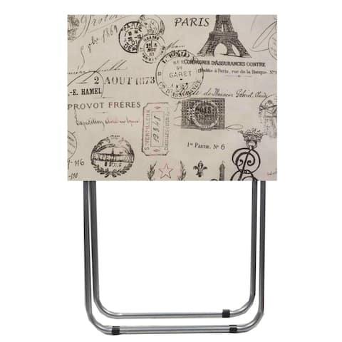 Paris Multi-Purpose Foldable Table