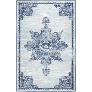Link to Mohawk Heritage Everson Medallion Area Rug Similar Items in Rugs