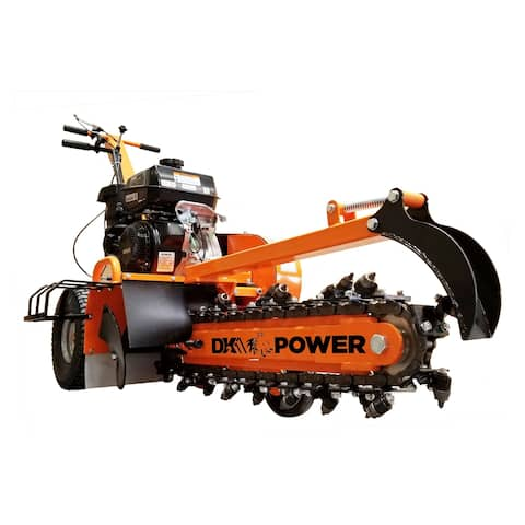 DK2 POWER Commercial 24 INCH TRENCHER