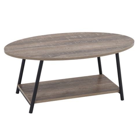 Buy Industrial Coffee Tables Online At Overstock Our Best Living Room Furniture Deals