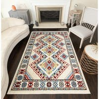 Alber Tribal Moroccan Area Rug