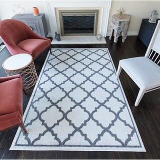 Opull  Moroccan Geometric Area Rug