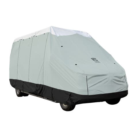 """Classic Accessories RV SkyShield Class B RV Up to 20'L, 117"""" Max H, 60""""W Front, 85"""" Back, Model 1"""