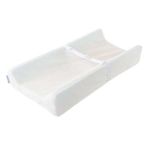 Changing Pad 4.5-Inch Memory Foam Contoured Nursery Bumper by Bluestone