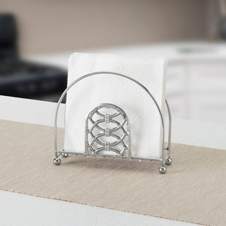 Link to Infinity Collection Napkin Holder, Chrome Similar Items in Kitchen Storage
