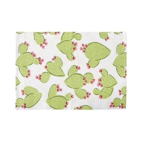 Coronado Woven/ Printed Cotton Placemat Set of 6