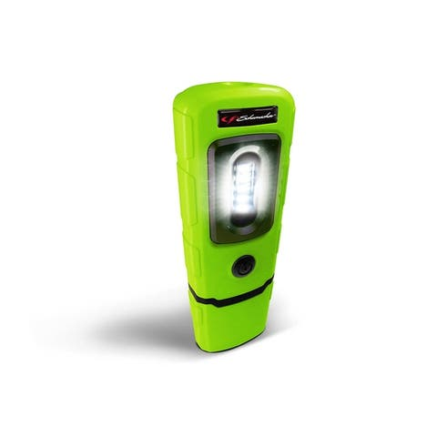 Rechargeable 360° Swivel Compact Work Light and Torch