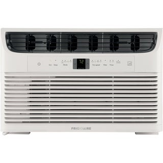 Frigidaire Energy Star 8,000 BTU 115V Window-Mounted Mini-Compact Air Conditioner with Full-Function Remote Control