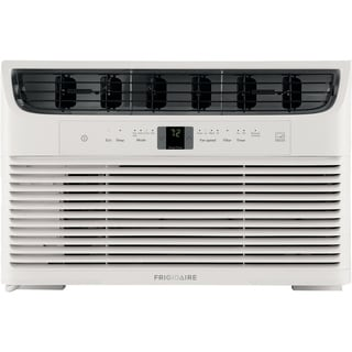 Frigidaire Energy Star 6,000 BTU 115V Window-Mounted Mini-Compact Air Conditioner with Full-Function Remote Control