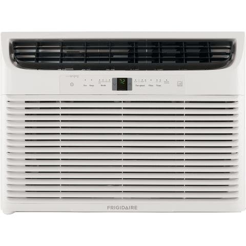 Frigidaire Energy Star 22,000 BTU 230V Window-Mounted Heavy-Duty Air Conditioner with Full-Function Remote Control