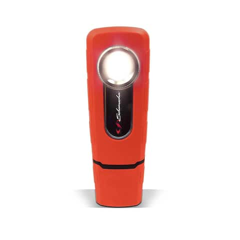 Rechargeable 360° Color Corrected Work light and Torch